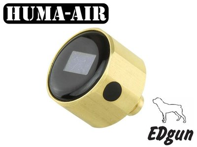 Edmu Digital Mini Pressure Gauge for Edgun 28 mm.